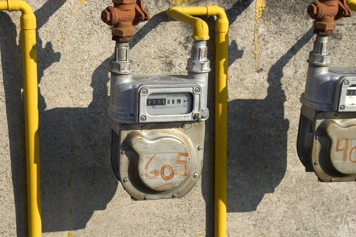 przyłączenie gazu